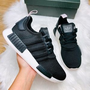 Adidas NMD R1 Core Black Orchid Tint